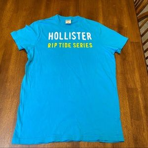 Hollister Men's Logo Tee